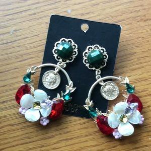 Gorgeous Eye Candy statement earrings!